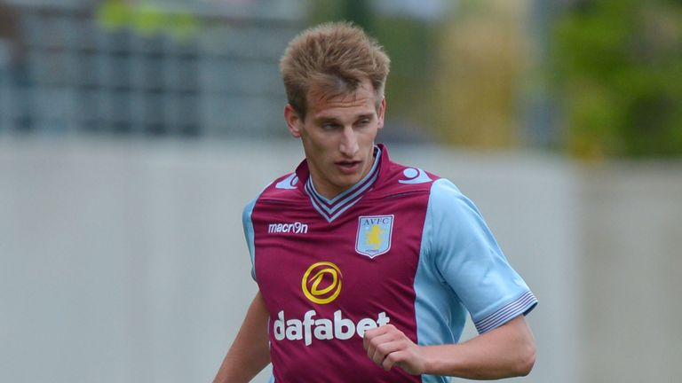 Marc Albrighton: Linked with loan move away from Aston Villa