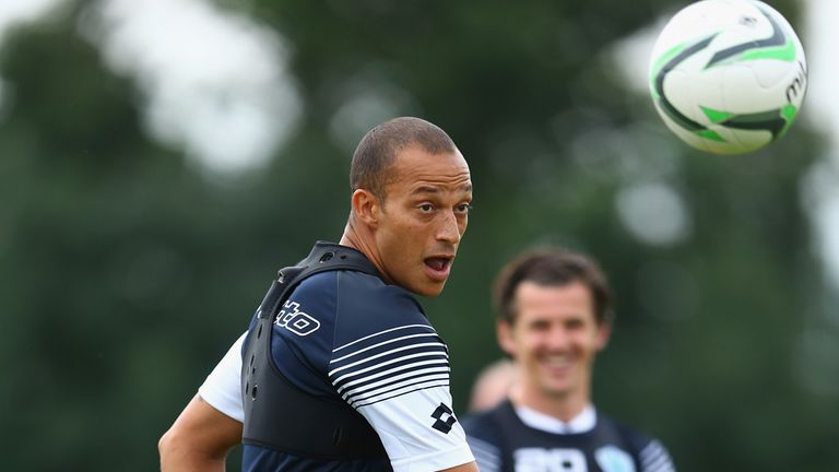 Bobby Zamora: To leave QPR this summer