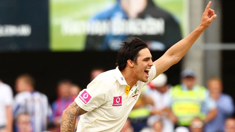 Mitchell Johnson: Unfinished Test business for Aussie paceman