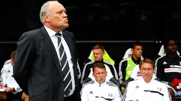 Martin Jol: Left to rue Fulham's second-half showing at Chelsea