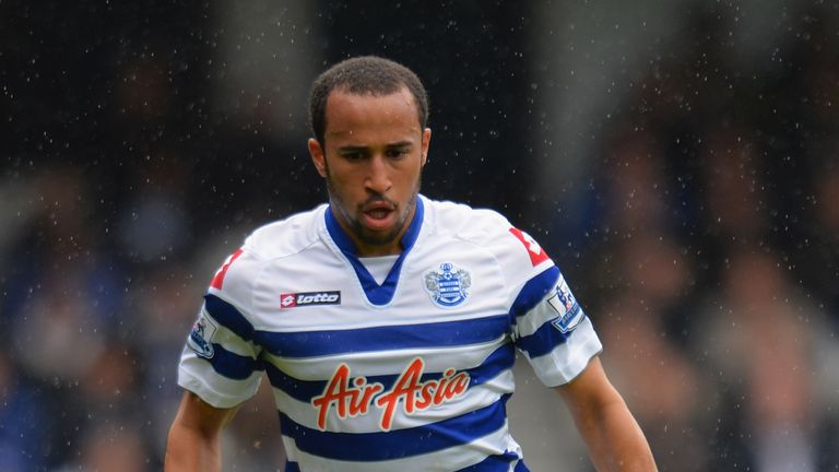 Andros Townsend: Was on loan at QPR last season