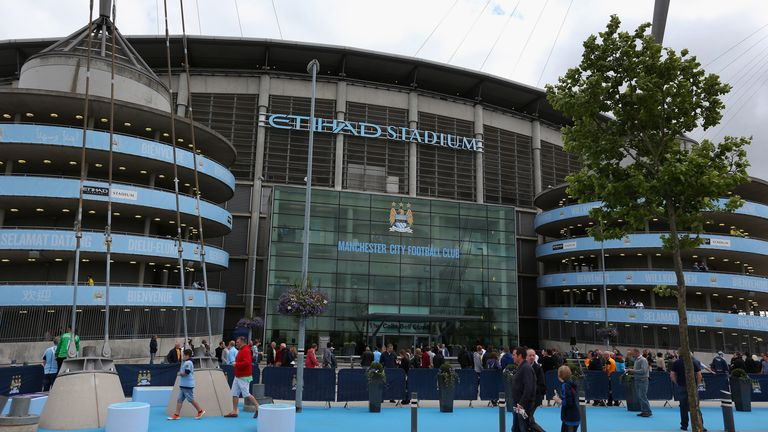 Manchester City: Facing a £50million fine and squad restrictions in the Champions League