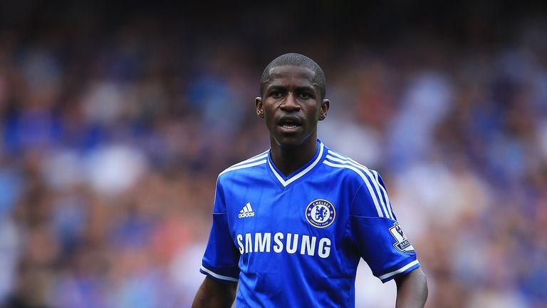 Ramires: Has no desire to leave Chelsea any time soon