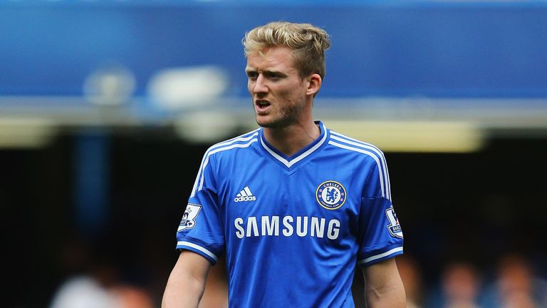Andre Schurrle: Looking for a response from Chelsea as they return to continental competition