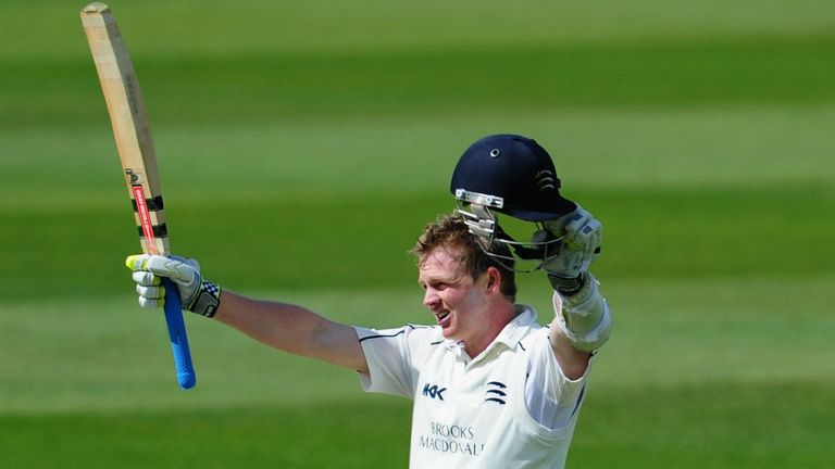 Sam Robson: Has scored centuries in each of the EPP's last two tour games