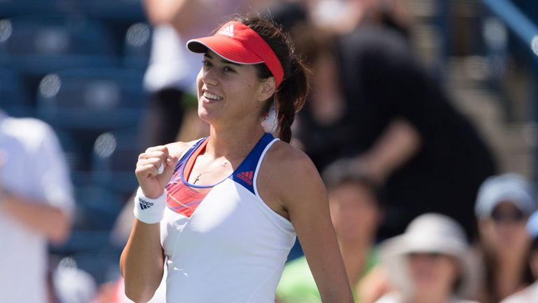 Sorana Cirstea: Eased into the last eight