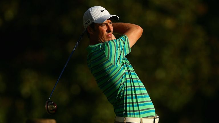 Ross Fisher: Early leader at the Wyndham Championship