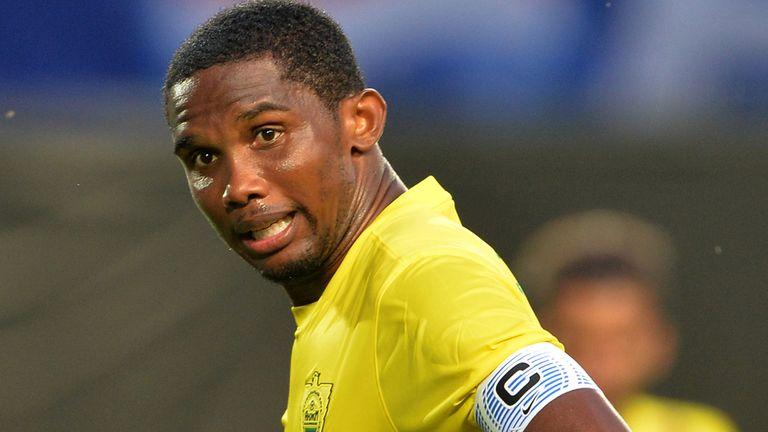 Samuel Eto'o: The latest arrival at Stamford Bridge