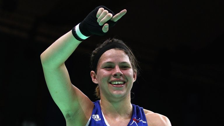 Savannah Marshall: Will defend her world title in South Korea later this year