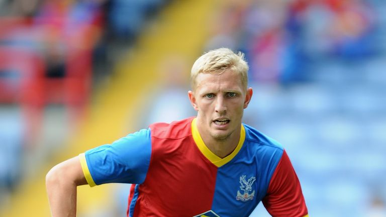 Dean Moxey: Hoping to face Chelsea