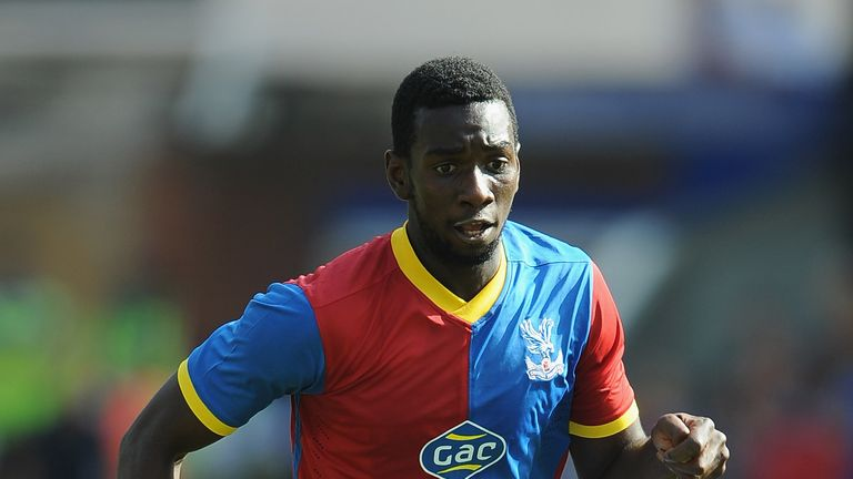 Yannick Bolasie: In talks over a contract extension at Crystal Palace