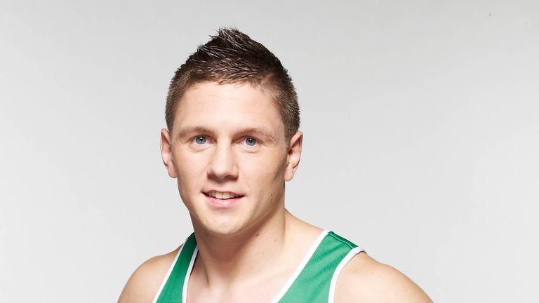 Jason Quigley: reigning European amateur middleweight champion