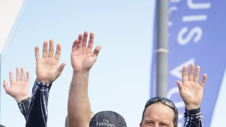 Team New Zealand managing director Grant Dalton is optimistic ahead of this year's battle against Oracle Team USA