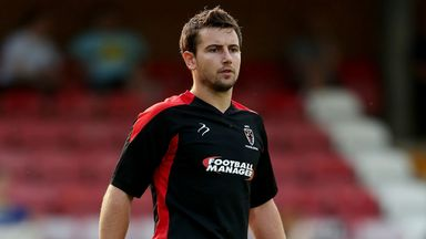Ross Worner: Relieved with clean sheet