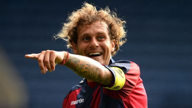 Alessandro Diamanti: Agreed move to China