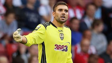 Bartosz Bialkowski: Happy to fight for place