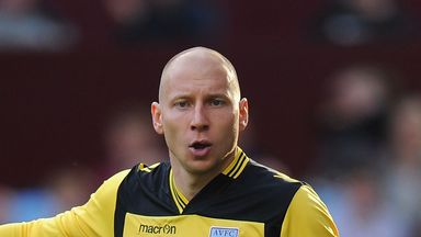 Brad Guzan: Hoping to help Villa win more games