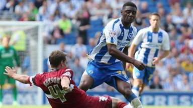 Rohan Ince: Has foot injury