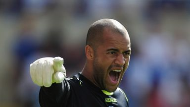 Darren Randolph: Birmingham goalkeeper hoping for new recruits to St Andrew's