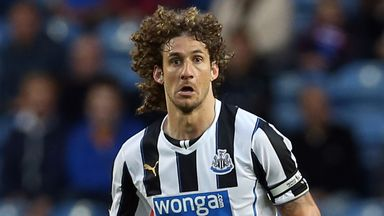 Fabricio Coloccini: Keen to stay at Newcastle United