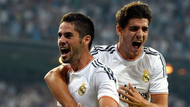 Isco: Confident he can learn under Cristiano Ronaldo at Real Madrid