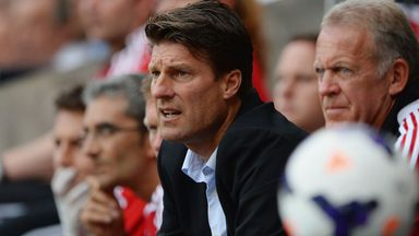 Michael Laudrup: Expected tough start to season