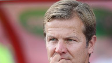 Mark Cooper: Not taking any risks