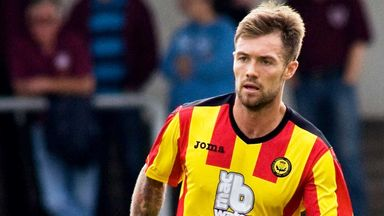 Jordan McMillan: End of the line at Thistle