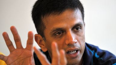 Rahul Dravid: Believes it's time to introduce day-night Test matches