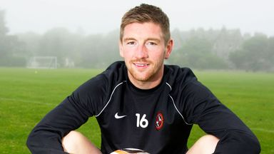 Mark Wilson: Set to be offered a new deal by Dundee United