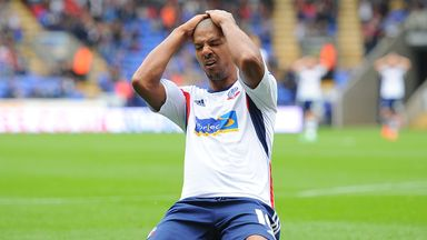 Jermaine Beckford: Ruled out until February