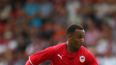 Nicky Maynard: Forced to look for loan after being frozen out at Cardiff