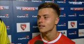 Williams free-kick earns Morecambe win over Wolves