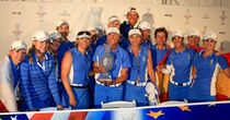 Europe take Solheim Cup glory