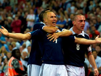 Kenny Miller: Pleased Scotland have responded to Gordon Strachan
