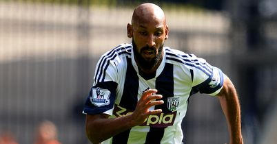 Nicolas Anelka: Set to return for West Brom after missing two games