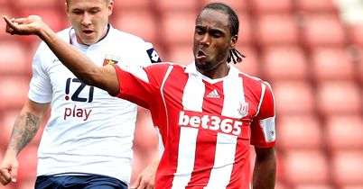 Cameron Jerome: Stoke striker joins Crystal Palace on loan