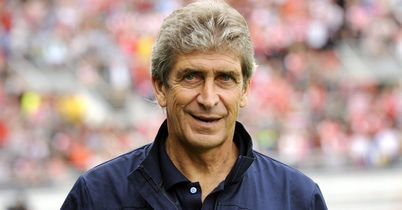 Manuel Pellegrini: Off to a winning start as City manager