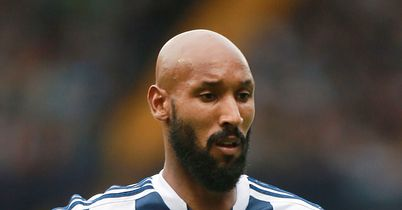 Nicolas Anelka: Tough start to life at West Brom