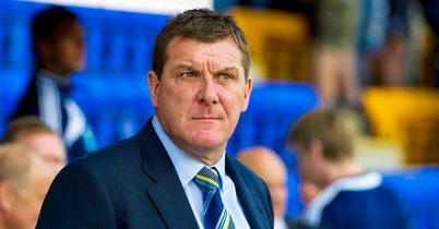 Tommy Wright: Hoping to make one more signing