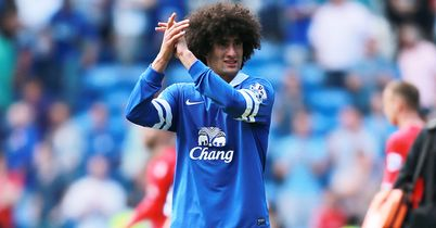 Marouane Fellaini: Manchester United's only signing