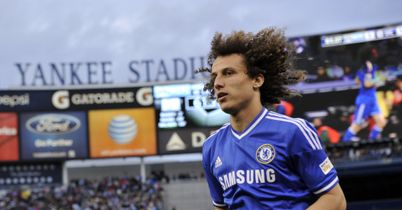 David Luiz: Rejected move to Barcelona