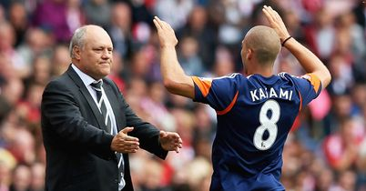 Martin Jol: Needs to turn to the likes of Kasami