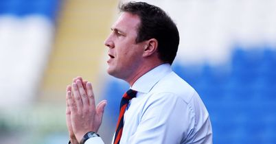 Malky Mackay: Looking to stay positive after Upton Park setback