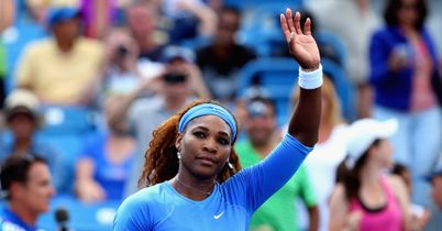Awards for Serena and Halep