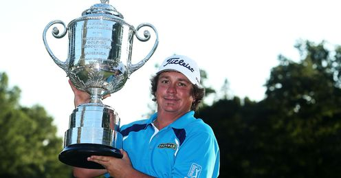 Dufner secures PGA success