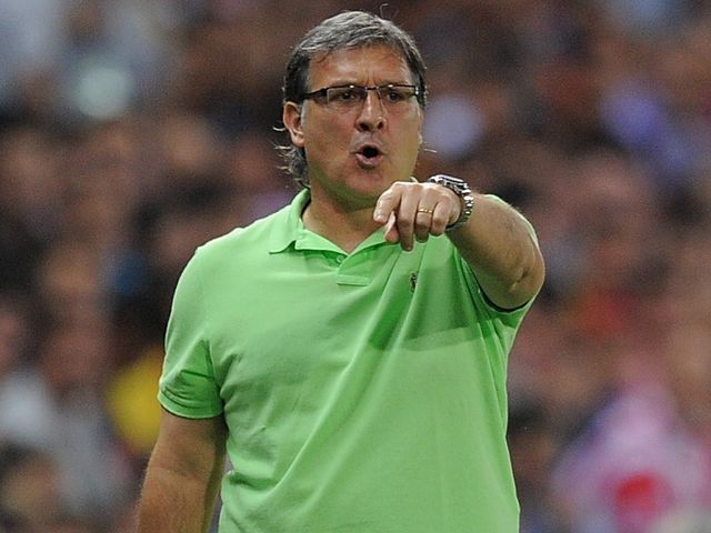 Gerardo Martino: Picked out Valencia's main threat