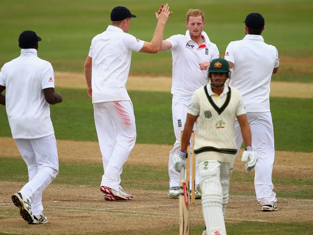 Ben Stokes: Picked up two for 27 for the England Lions