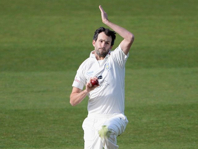 Graham Onions: Took three wickets for Durham