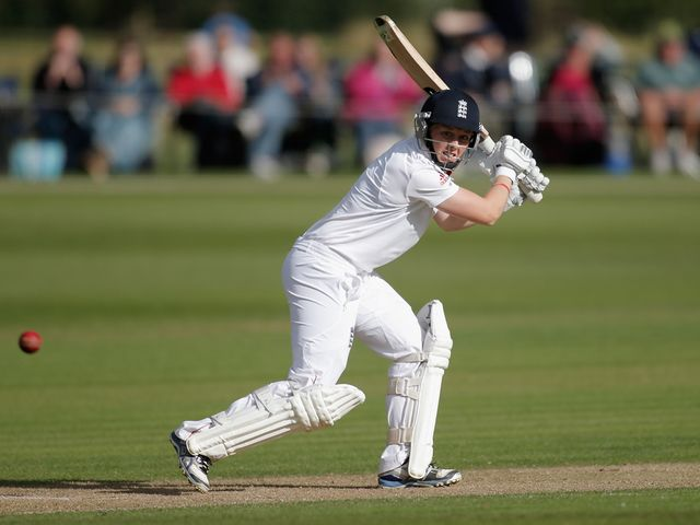 Heather Knight: Scored 69